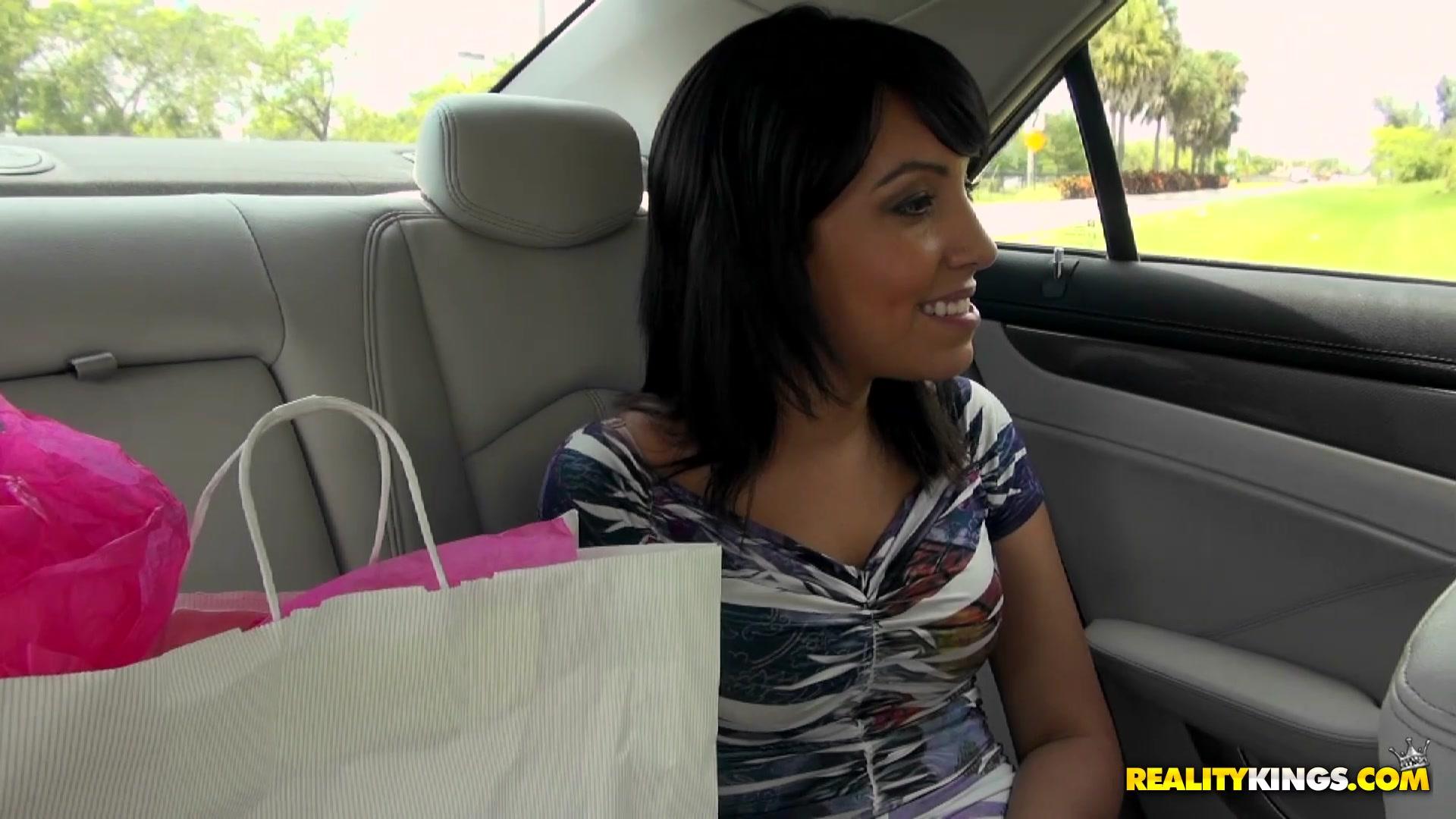 stuffed-brunette-teen-gets-creampie-in-a-car