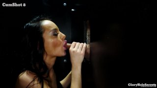 Streaming porn video still #7 from Gloryhole Secrets: Swallowing Sweeties