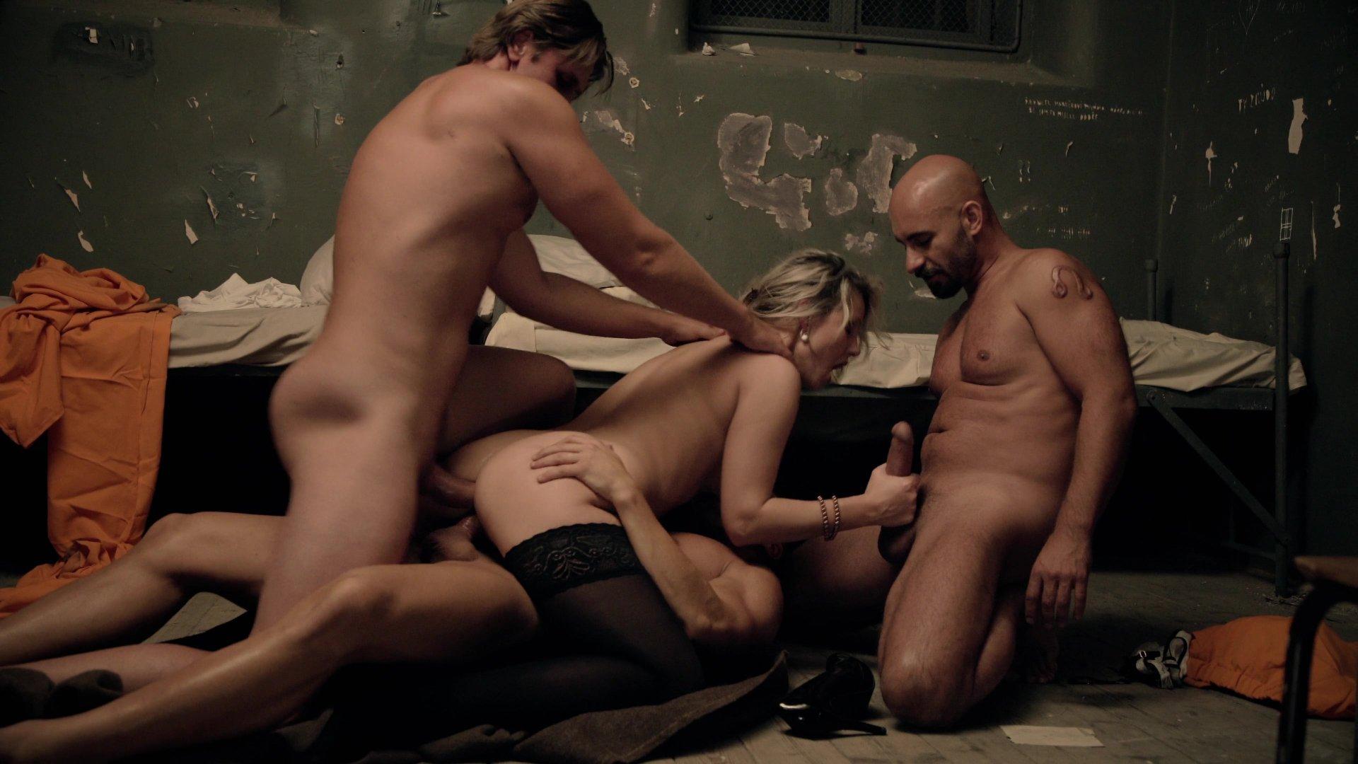 Порно Відео Про Тюрму