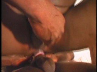 Streaming porn video still #4 from Big Black Cock Attack