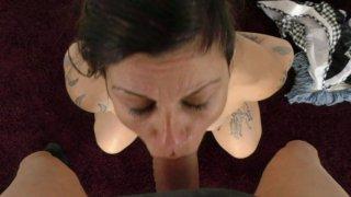 Streaming porn video still #6 from Horny Hairy Girls 60