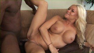 Streaming porn video still #5 from My Daughter Fucking A Cockzilla #2