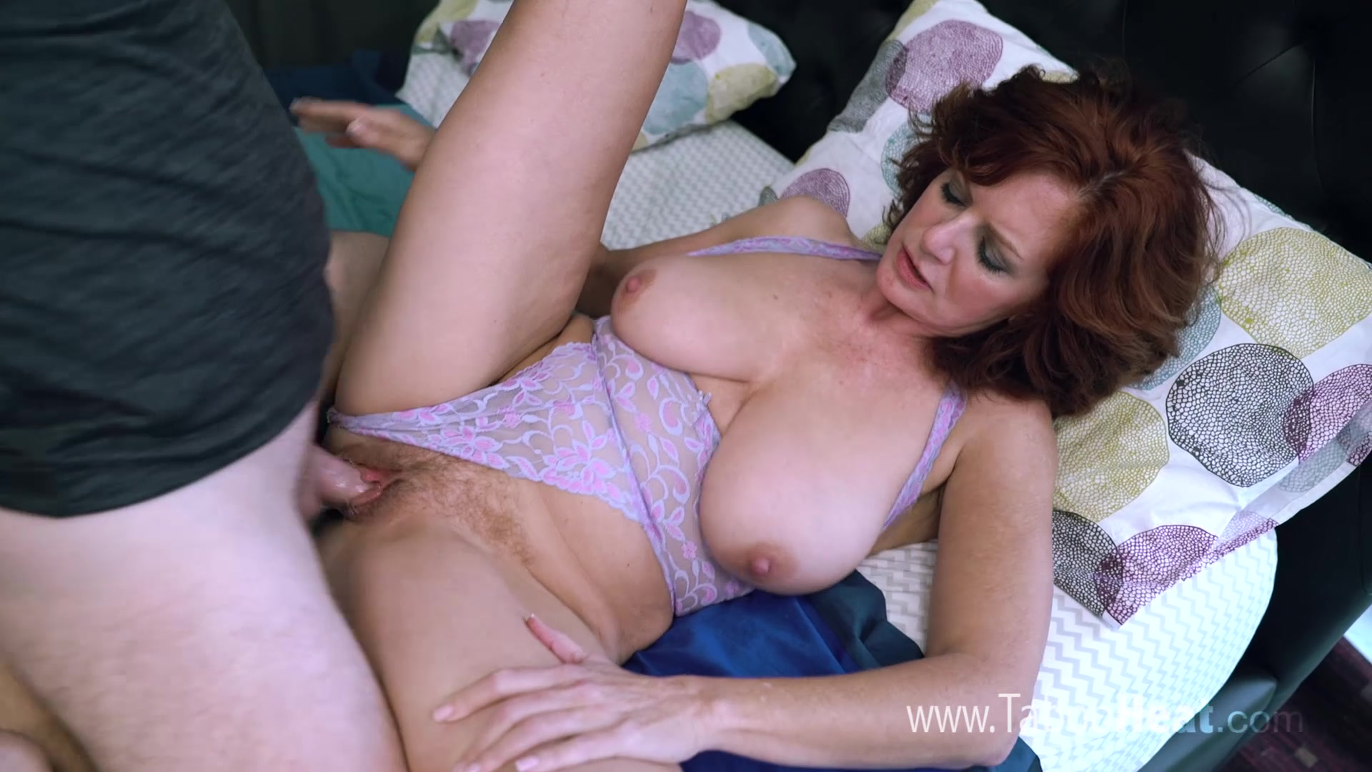 Andi James Gets Her Pussy Slammed HD porn video scene.