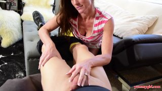 Streaming porn video still #2 from Yummy Stepmom Collection #3
