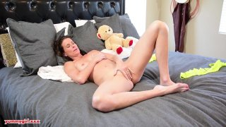 Streaming porn video still #3 from Yummy Stepmom Collection #3