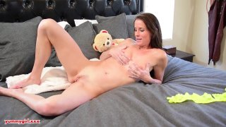 Streaming porn video still #5 from Yummy Stepmom Collection #3