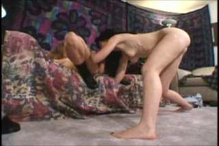 Streaming porn video still #5 from Horny Hairy Girls 12