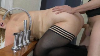 Streaming porn video still #8 from Scale Bustin Babes 66