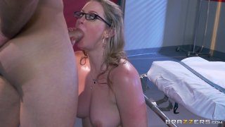 Streaming porn video still #9 from Nympho Nurses And Dirty Doctors 2