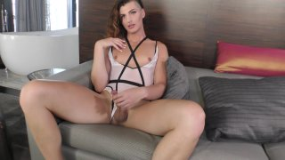 Streaming porn video still #1 from Hot For Transsexuals 6