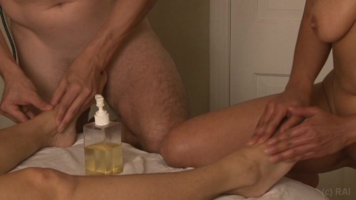 Buy Great Sex For 3 Erotic Massage As Foreplay Used -7451