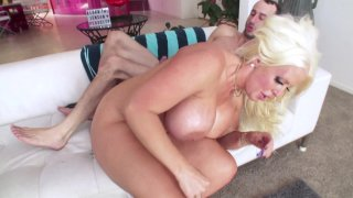 Streaming porn video still #9 from Big Boob Anal Babes