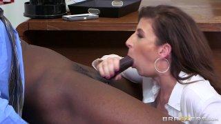 Streaming porn video still #4 from Pornstars Like It Black 2