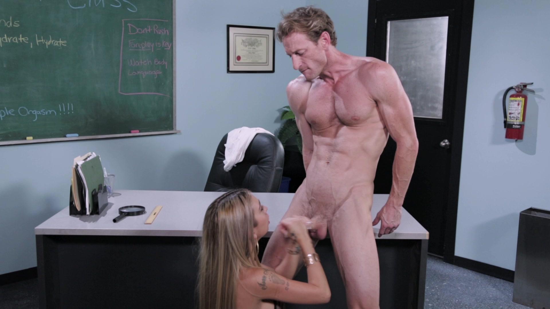 Axel braun squirting orgasm