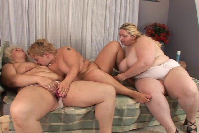 Big Fat Hairy Lesbian Orgy  Porn Dvd 2007  Popporn-8387