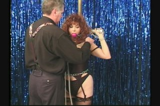 Streaming porn scene video image #2 from Bound And Gagged Slut Gets Milked