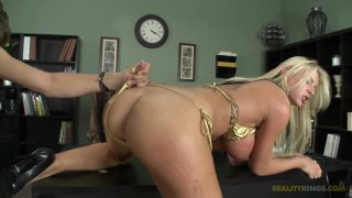 Streaming porn video still #9 from Big Tits Boss Vol. 16