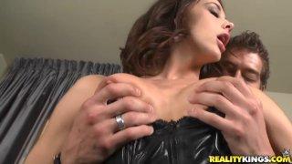 Streaming porn video still #1 from Big Tits Boss Vol. 16