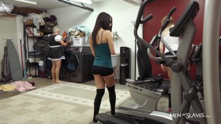 "Streaming porn video still #2 from Sissy Boys ""Good Gurls Serve"""