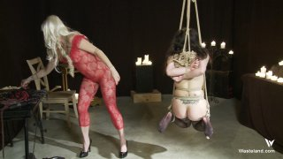 Streaming porn video still #2 from Femdoms Take Charge
