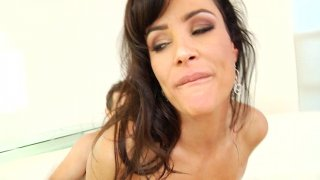 Streaming porn video still #6 from Slutty Brunettes Vol. 2
