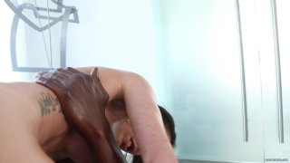 Streaming porn video still #6 from Oiled Up 3