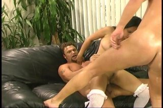 Streaming porn video still #8 from Double Parked 2