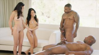 Streaming porn video still #7 from Interracial Icon Vol. 6