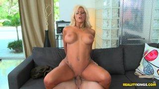 Streaming porn video still #6 from Big Tits Boss Vol. 25