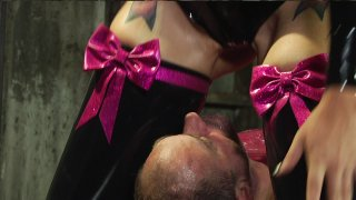Streaming porn video still #8 from Bella Bathory: Sadistic In Pink