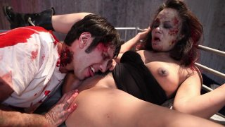 Streaming porn video still #7 from Beyond Fucked: A Zombie Odyssey