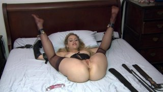 Streaming porn video still #7 from Taboo Teens: Paddled & Plugged