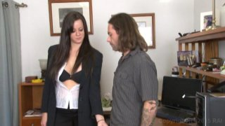 Streaming porn video still #9 from Monsters Of Jizz Vol. 33: Clothed Female Nude Male