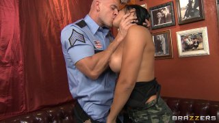 Streaming porn video still #2 from Big Tits In Uniform 12