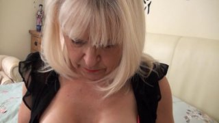 Streaming porn video still #1 from Mature British Lesbians #3