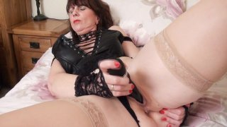 Streaming porn video still #7 from Mature British Lesbians #3