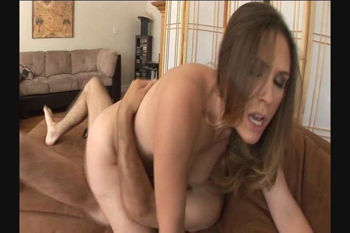 Brunette cumdodging slut enjoys bbc - 2 part 8