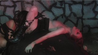Streaming porn video still #7 from Succubus