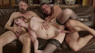 Streaming porn video still #9 from My Hotwife's Gangbang 4