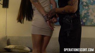Streaming porn video still #2 from Operation Escort: Miha Doan