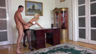 Streaming porn video still #5 from MILF Secretaries