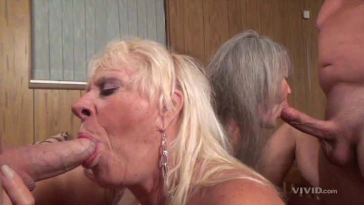 Be. All orgy at the nursing home not