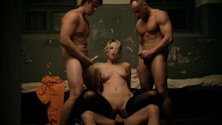 Streaming porn video still #5 from Double Penetration Anthology