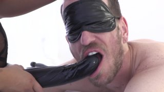 Streaming porn video still #5 from Strapdomme 3: Back To The Pegging