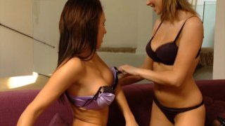 Streaming porn video still #1 from Blondes Who Love Brunettes 5