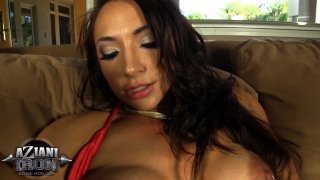 Streaming porn video still #5 from Aziani's Iron Girls 5