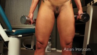 Streaming porn video still #4 from Aziani's Iron Girls 5