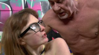 Streaming porn video still #9 from Old Fucker, The