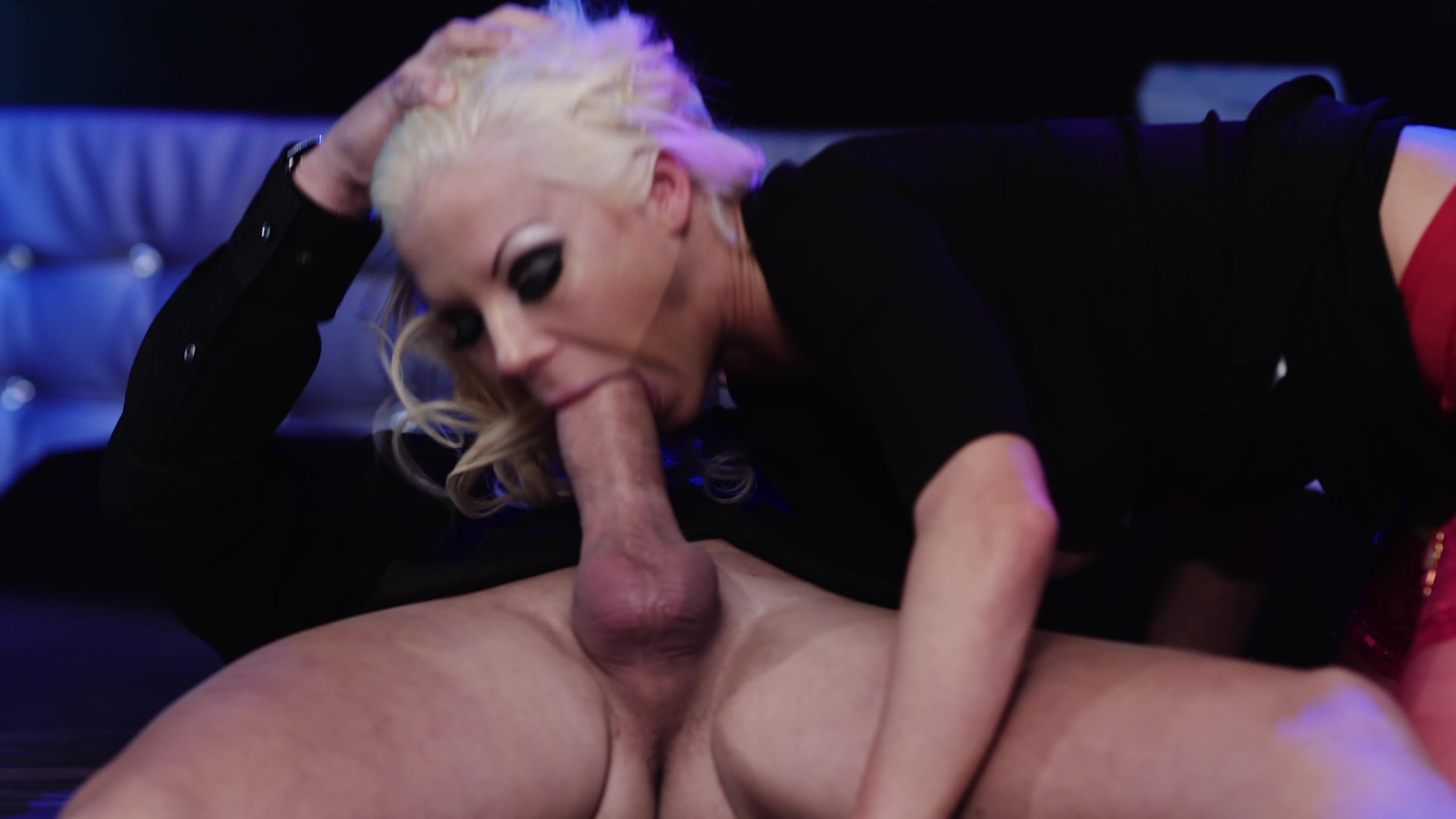 Very sensual blowjob