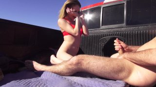 Streaming porn video still #8 from Butt Naked In Nature 2
